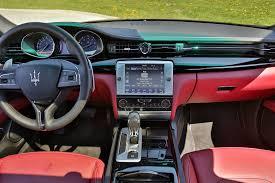 maserati steering wheel driving 2016 maserati quattroporte review quick take autoguide com news