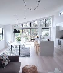 deco salon ouvert sur cuisine peinture salon cuisine ouverte maison design bahbe com