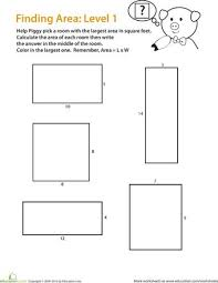 16 best 3 md 5 6 7 area images on pinterest a rectangle math