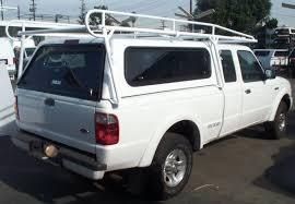 ford ranger ladder racks bel air cer shells all steel powder coated lumber racks