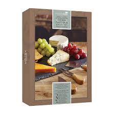 buy artesa slate cheese platter u0026 knife set ideal gift for