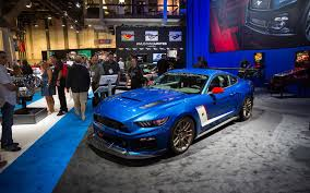 100 sema show floor plan kia u0027s ford mustang once again
