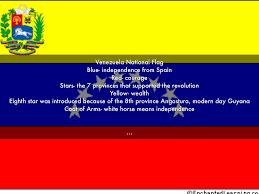 Venezuela Flag Colors Venezuela By Jordan Baker