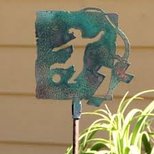 135 best yard outdoor wall plaques metal garden images