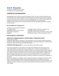 Public Works Director Resume Free Resume Templates For Exeter University Dissertation Binding