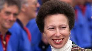 Princess Anne Princess Royal To Open Harris Tweed Mill Extension
