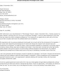 sample cover letter for immigration application free resumes tips