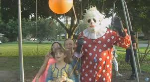 where can i rent a clown for a birthday party wrinkles the clown the creepy clown scaring the children of florida