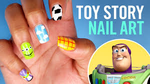 toy story nail art tips by disney style disney video
