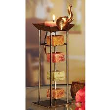elephant candle holder extraordinary fireplace creative with