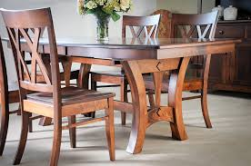 Amish Dining Room Furniture Amish Dining Room Sets Inspiring Maple Dining Room Table