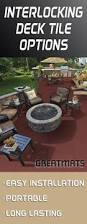Inexpensive Patio Flooring Options Cheapest Patio Deck Floor Best And Inexpensive Backyard Flooring