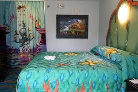 The Little Mermaid Vanity Disney U0027s Art Of Animation Resort Little Mermaid Section Detailed
