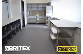 Stainless Steel Bench With Sink Stainless Steel Kitchen Benches And Sinks Britex