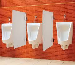Stainless Steel Toilet Partitions Fastpartitions Enchanting 70 Bathroom Urinal Partitions Design Ideas Of Toilet