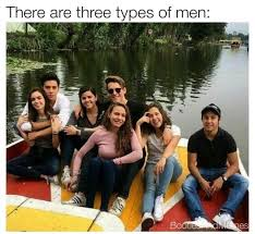 Meme Types - there are three types of men meme cln digital