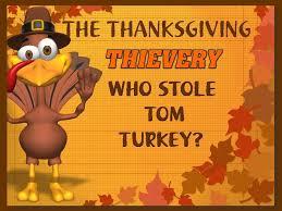 thanksgiving non murder mystery my mystery
