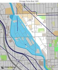 Map Of Blue Line Chicago by Map Of Building Projects Properties And Businesses In District