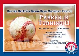 Birthday Invitation Card For Baby Boy Free Baseball Birthday Invitations Best Invitations Card Ideas