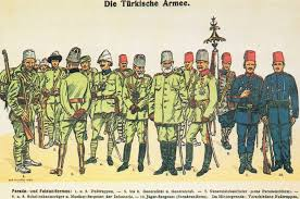 Ottoman Empire In Wwi Turkish Army Uniforms Ottoman Empire Wwi Era Matthew S Island