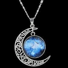 blue gem necklace images Necklaces for women cheap cute necklaces sale online jpg