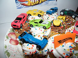 hot wheels cake toppers hot wheels race car sports car high tech car figure birthday