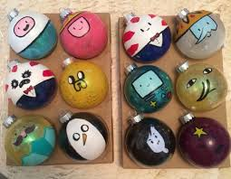 adventure time ornaments