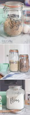 kitchen canisters and jars best 25 kitchen canisters and jars ideas on clear