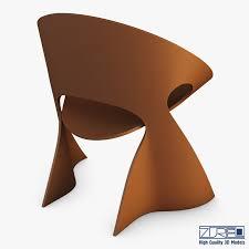 Mobius Chair Mobius Chair Frans Schrofer 3d Turbosquid 1211549