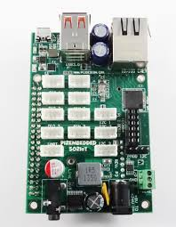 Rpi Map 502iot Raspberry Pi Add On Promises To Be A Professional Sensor Hub