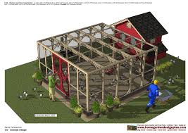 home garden plans l210 chicken coop plans construction