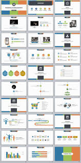 30 red business powerpoint template best powerpoint