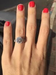 luxury engagement rings luxury engagement ring 925 sterling silver 5a zc zircon