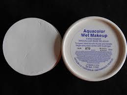 070 white aquacolor kryolan