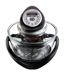 usha new infiniti cook halogen oven with 12 ltr 5 ltr extended