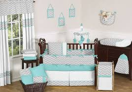 Pink And Teal Curtains Decorating Baby Nursery Bedroom Designs White Flower Pattern Dresser And