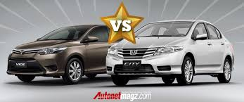 komparasi toyota vios vs honda city 2013