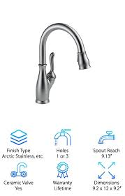 Top 10 Kitchen Faucets Best Pull Down Kitchen Faucets Top 10 List Reviews