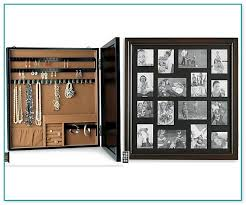 jewelry box photo frame wall mount jewelry box picture frame