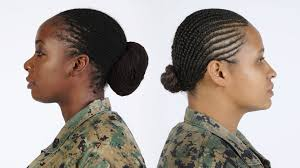 forced female haircuts on men soldiers cheer army s decision to authorize dreadlocks in uniform