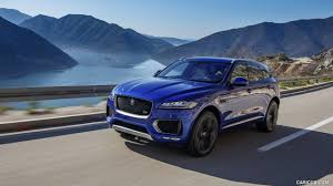 jaguar f pace black 2017 jaguar f pace s color caesium blue front hd wallpaper