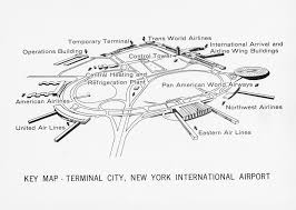 Map Of Airports Usa by Air Transports Airports Usa New York Ny New York