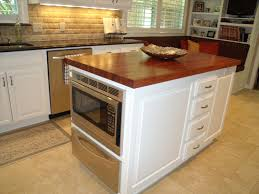 kitchen island counter mesquite custom wood countertops butcher block countertops