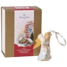 Villeroy And Boch Christmas Ornaments 2014 by Annual Christmas Edition Ball 2015 Snow White 7cm Villeroy U0026 Boch