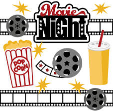 Backyard Movie Night Rental Outdoor Movie Clipart Clip Art Library