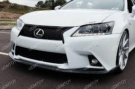 lexus gl 350 lexus gs f sport fog lights 4th gs f sport bumper fog ls