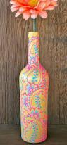 How To Make Home Decorating Items Best 25 Bottle Crafts Ideas On Pinterest Diy Wine Bottle Wine