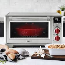 Microwave With Toaster Oven Wolf Gourmet Oven Williams Sonoma