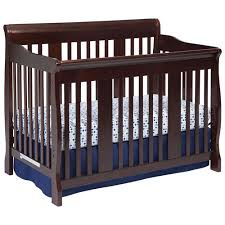 Convertible Crib Espresso Storkcraft Tuscany 4 In 1 Convertible Crib Espresso Baby Cribs