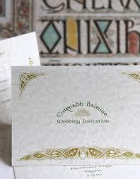 celtic wedding invitations tree of wedding invitations tent style celtic wedding